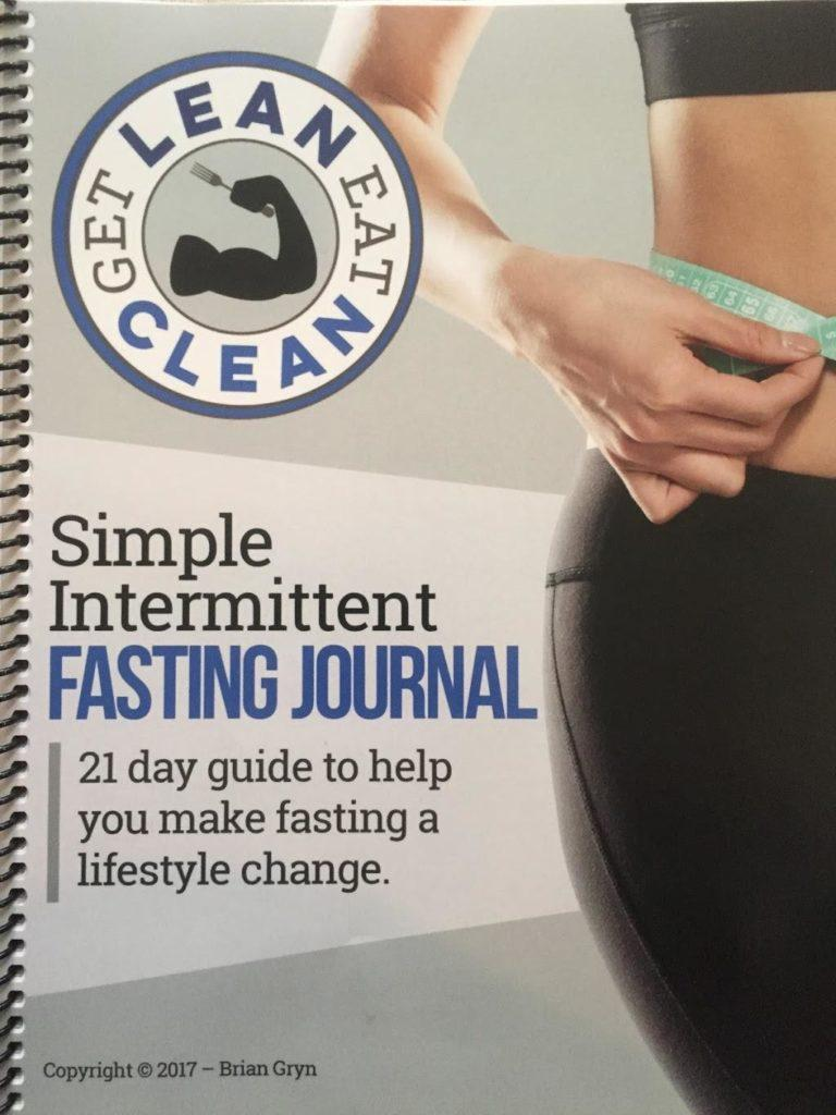 Simple Intermittent Fasting Journal